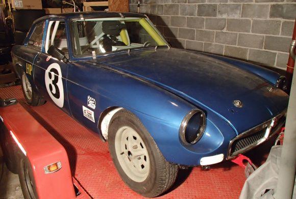 1974 MGB GT